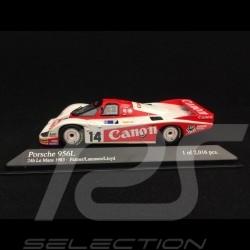 Porsche 956 L n° 14 Canon 24h Le Mans 1983 1/43 Minichamps 430836514