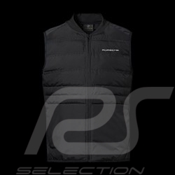 Veste matelassée Porsche 911 Collection sans manches noire Porsche Design WAP941K quilted Jacket Steppjacke sleeveless armellose