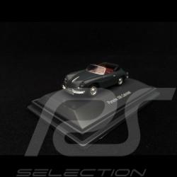 Porsche 356 Cabriolet grey 1/87 Schuco 452644200