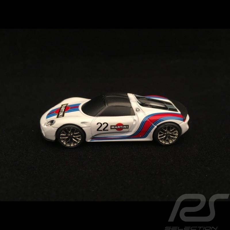 Porsche 918 Spyder Martini Racing USB stick WAP0407130E