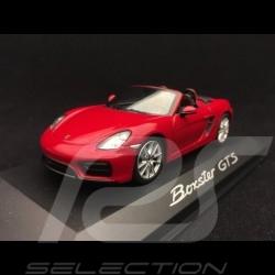 Porsche Boxster GTS 981 karmin red 1/43 Minichamps WAP0200140E