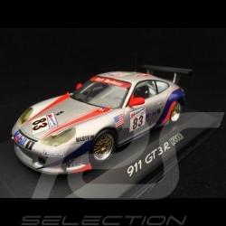 Porsche 911 type 996 GT3 R 24 heures du Mans 2000 n° 83 Wollek 1/43 Minichamps