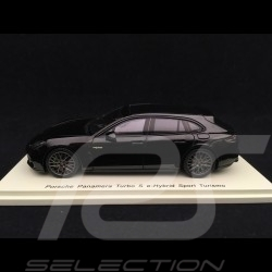 Porsche Panamera Turbo S e-hybrid Sport Turismo schwarz 1/43 Spark S7626