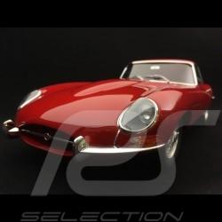 Jaguar E-type 4.2 1961 Mk I red 1/12 GT Spirit GT761