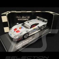 Porsche 911 GT1 996 Gunnar G99 shark n° 6 Nextel GP Miami 2003 1/43 Minichamps 400036896