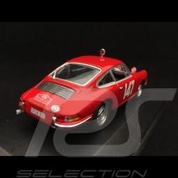 Porsche 911 2.0 Vainqueur Winner Sieger Monte-Carlo 1965 n° 147 1/43 Minichamps 430656747
