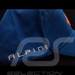 Alpine Snapback Cap - Blue