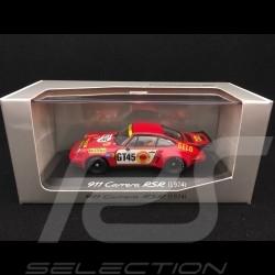 Porsche 911 Carrera RSR 1974 n° GT45 1/43 Minichamps WAPC20SET05