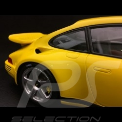 RUF CTR 2017 yellow 1/18 Spark 18S255