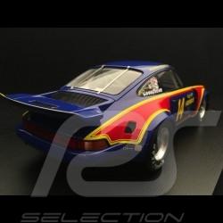 Porsche 911 3.0 RSR n° 14 Holbert Winner 12h Sebring 1976 1/18 Spark 18SE76