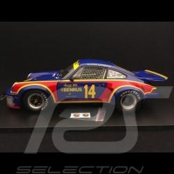 Porsche 911 3.0 RSR n° 14 Holbert Sieger 12h Sebring 1976 1/18 Spark 18SE76