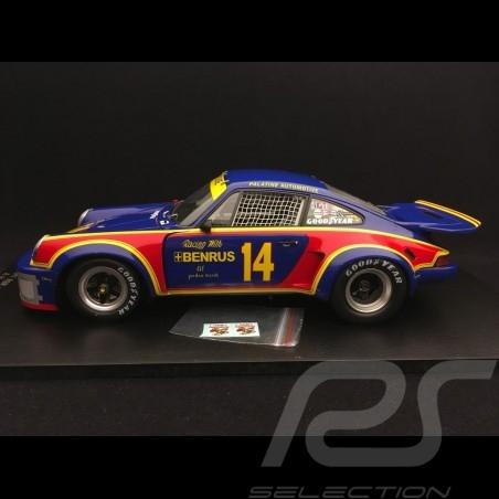 Porsche 911 3.0 RSR n° 14 Holbert Vainqueur Winner Sieger 12h Sebring 1976 1/18 Spark 18SE76