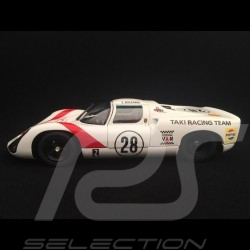Porsche 910 n° 28 Ikuzawa 2ème Japan Grand prix 1968 1/18 Exoto MTB00064B