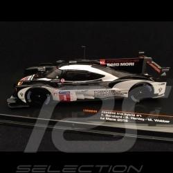 Porsche 919 Hybrid n° 1 Le Mans 2016 1/43 Ixo LMM245