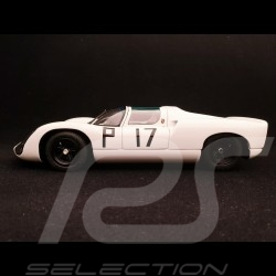 Porsche 910 n° 17 Vainqueur Winner Sieger Nurburgrin 1000 Km 1967 1/18 Exoto MTB00066