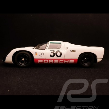 Porsche 910 n° 36 12h Sebring 1967 1/18 Exoto MTB00066B