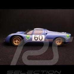 Porsche 910 n° 60 Le Mans das Film 1/18 Exoto MTB00065C