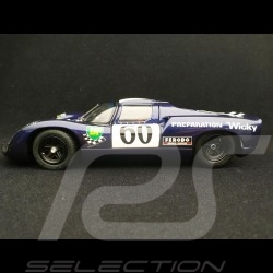 Porsche 910 n° 60 24h Le Mans 1970 Wicky 1/18 Exoto MTB00065B