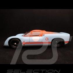 Porsche 910 Gulf 1967 B&O Vintage Racing 1/18 Exoto MTB00064A