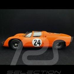 Porsche 910 Hillclimb presentation 1966 orange 1/18 Exoto MTB00063C