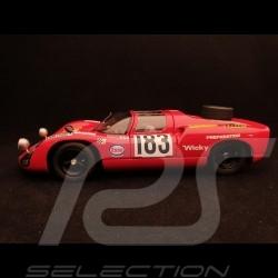 Porsche 910 n° 183 Tour de France 1969 1/18 Exoto MTB00063A