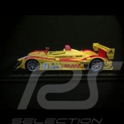 Porsche RS Spyder n° 7 Penske Racing Sieger Sebring 12h 2008 1/43 Spark 43SE08