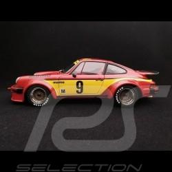 Porsche 934 RSR n° 9 vainqueur 6h Silverstone 1977 1/18 Exoto RLG19095