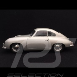Porsche 356 PRE-A gris argent 1/18 Solido S1802802