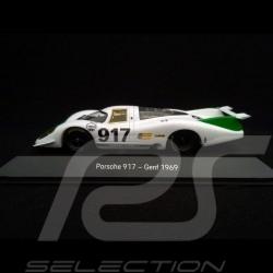Porsche 917 LH Showcar Genf 1969 n° 917 1/43 Spark MAP02043019