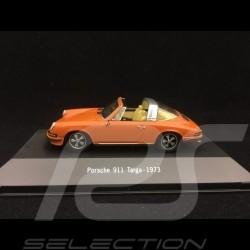 Porsche 911 Targa 1973 terracotta 1/43 Atlas 7114012