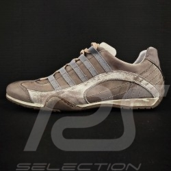 Sneaker / basket shoes Style race driver Beige - men