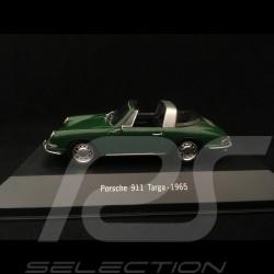 Porsche 911 Targa 1965 vert 1/43 Atlas 7114008