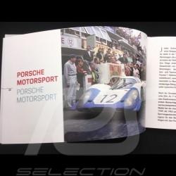 DVD + Book 70 Jahre Porsche Sportwagen / 70 years sportscars