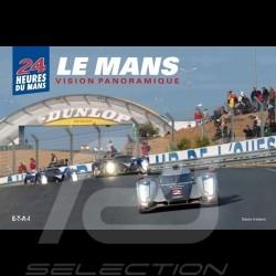 Livre Book Buch Le Mans : Vision panoramique - 24h du Mans