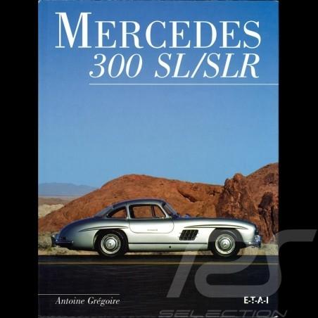 Book Mercedes 300 SL/SLR