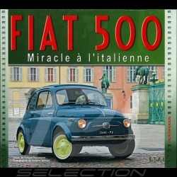 Livre Book Buch Fiat 500 - Miracle a l'italienne