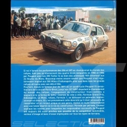 Book Peugeot et le sport automobile