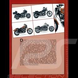 Book Harley-Davidson et Buell depuis 1945 - Les modèles