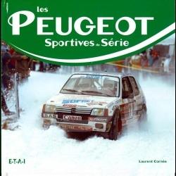 Book Les Peugeot sportives de série