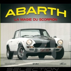 Book Abarth - la magie du scorpion