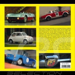 Book Abarth, la magie du scorpion