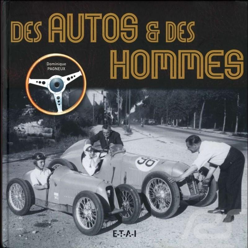 Book Des autos et des hommes