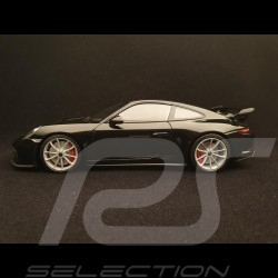 Porsche 911 GT3 2017 metallic black 1/18 Minichamps 110067031