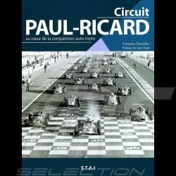 Book Circuit Paul Ricard - au coeur de la compétition auto-moto