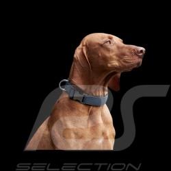 Collier Dog collar Hundehalsband Porsche pour chien connaisseur gris grey grau Porsche Design WAP0306000K