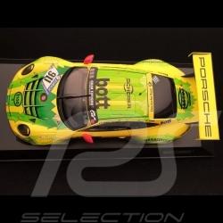 Porsche 911 type 991 GT3 R Nürburgring 2017 n° 911 Manthey racing 1/18 Minichamps 155176911