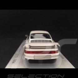 Porsche 911 Carrera 3.2 E19 1984 silver grey 1/43 Kess KE43024020