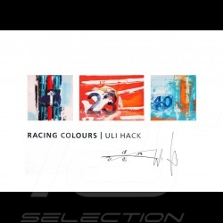 Porsche Racing Colours Reproduction of an Uli Hack original painting