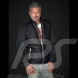 Veste Jacket Jacke Gulf bi-matière Motorsport Edition Noir - homme