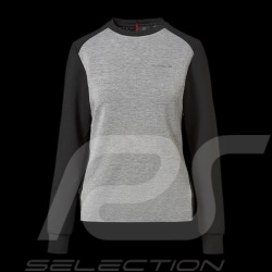 Sweatshirt Porsche Urban Explorer Porsche Design WAP213LUEX gris chiné noir heather grey black graumeliert schwarz